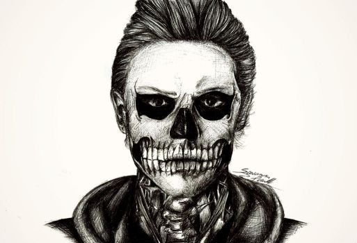Tate - American Horror Story by Mixielion