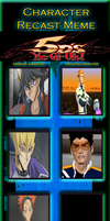Yu-Gi-Oh 5D's Recast by MarioFanProductions