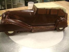 Chocolate Car by OliveDrop