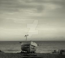 Worthing boat revisited by lostknightkg