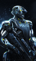 Robocop by cat-meff
