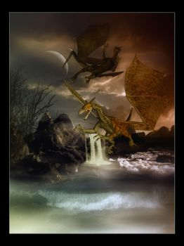 Dragon's Domain by Misty2007