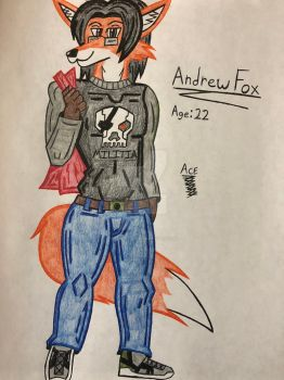 Andrew Fox Remastered by acebird1234