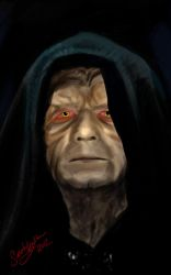 Darth Sidious by thedeadbee