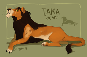 Taka Reference Sheet by Apohe
