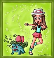 Trainer Leaf by ninpeachlover