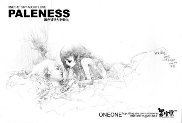 PALENESS-see by oneone11