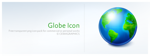 Globe Icon by cemagraphics