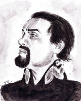 Anthony Ainley by sparklingblue