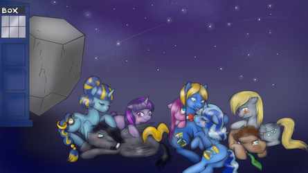 All Together by JitterbugJive