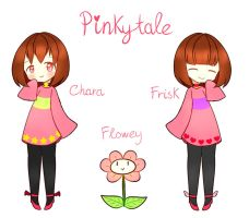 Pinkytale: Love and more love by MKirina
