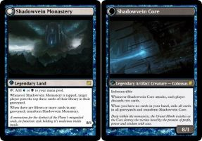 Shadowvein Monastery/Shadowvein Core by The-Krazy-One