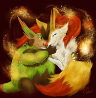 but Dear,I love this in You ! by Weirda-s-M-art