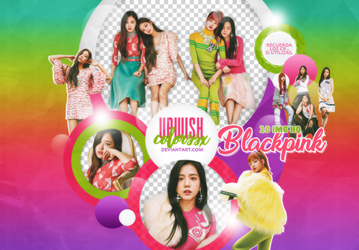 BLACKPINK PNG PACK #10/Numero TOKYO by Upwishcolorssx
