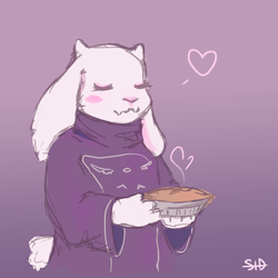 goat mom by fakeSidney