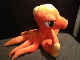 Octillery plush for auction