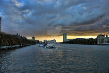 London HDR Photo by JSWoodhams