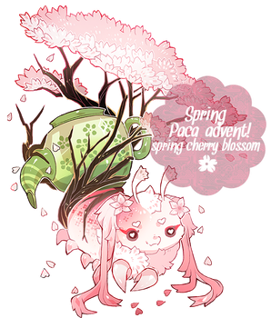 { Guest Paca-advent Auction } (Over, thank you!) by Zoomutt