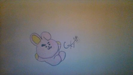 Cooky BT21 by antiscribbles