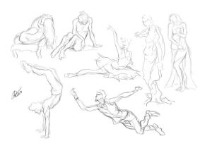 Quick Studies by CaioRob