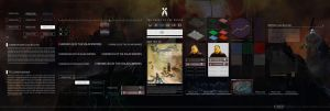 UI Draft - Concept Art for our UI by BacusStudios