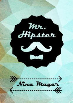 Mr Hipster by bookdresses