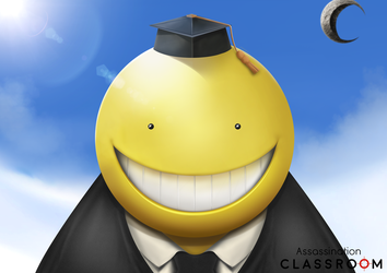 Assassination ClassRoom by ricke76