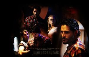 True Blood- Alcide by hazelxxx