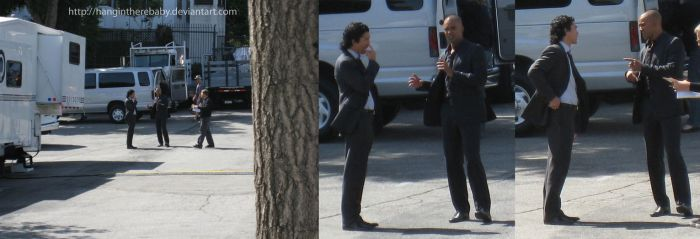 Criminal Minds on Location by Heidi