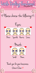 Little Darling Face Directory by Miss-Gravillian1992