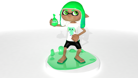 inkling model by krxterme