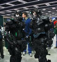 ECCC 09 - Borg by oOBrieOo