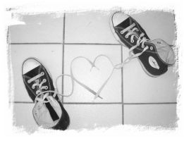 Converse Love by SpasmTrip