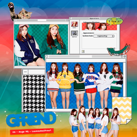 336 GFRIEND Png pack #07 by happinesspngs