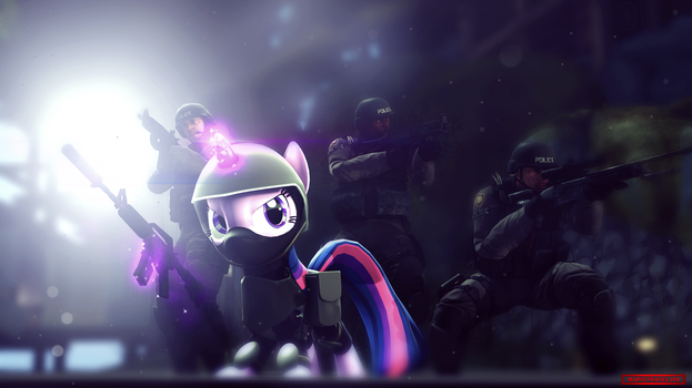 (SFM) Counter-Strike: Global Sparkle by MarioT209