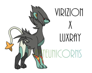 Pokemon Fusion by EliteUnicorns