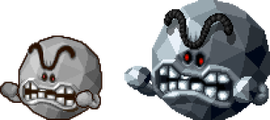 PIT Mrs. Thwomp in DT Style by magicofgames