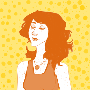 Sunny Freckles by Rabscuttle