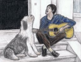 Paul McCartney duet with Martha by gagambo
