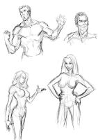 Sketches1 by MasterSS