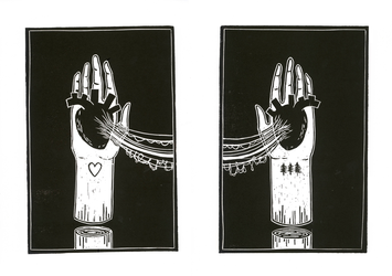 heart hands and strings by lemaddy