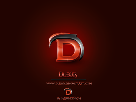 Dub0is Logo by KarimFakhoury