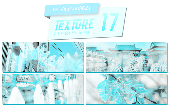 [SHARE] - PACK TEXTURE 17 by VanAnh3621