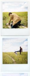poloroid band pics continued by HybridProcess