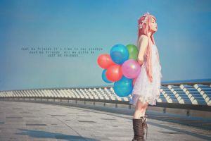 Vocaloid::Just be friends - Loneliness by chuongtu