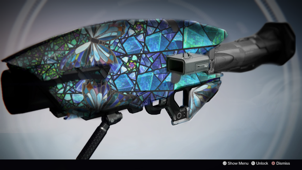 Buttlerfly Kaleidoscope: Rocket Launcher Concept by DestinyWarlock