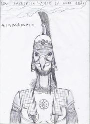 Agamemnon by Weziens-Reader
