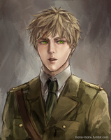 APH England by Mano-chan