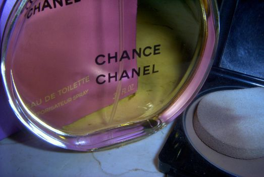Chance by Chanel by sukisparrow