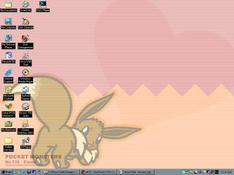 My Desktop - 16th Feb 2004 by renachan